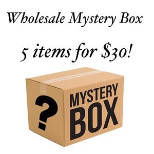 Boutique Mystery Box! 5 Items for $30 only!